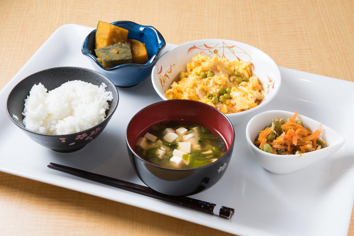 グループホームうさぎ伊東中央料理